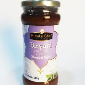 Biryani Paste - Minute Chef