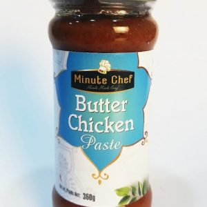 Butter Chicken Paste - Minute Chef