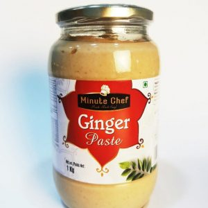 Ginger Paste - Minute Chef