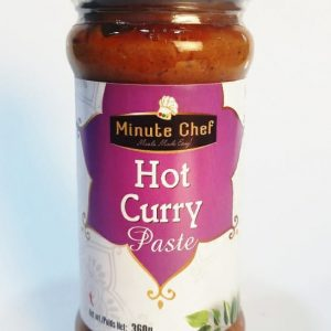 Hot Curry Paste - Minute Chef