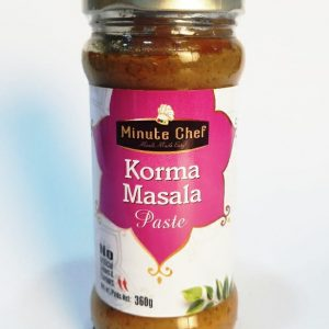 Korma Masala Paste - Minute Chef