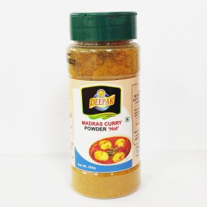 "Madras Curry Powder ""Hot"" - Deepak"