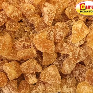 Ginger Crystallised