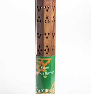 Patchouli Incense with Wooden Holder